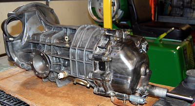 901 5-SPEED TRANSAXLE SPECIFICATIONS-GBOX Transmission