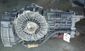 935 'Upside-down' Transaxle