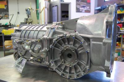 Porsche 997 Transmission